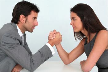 The Conversation (Sylvain Max et François Cochard) : les femmes sont-elles vraiment moins compétitrices que les hommes ?