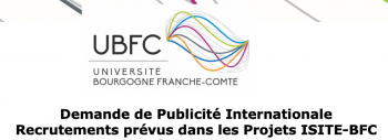 Thèse ISITE-BFC